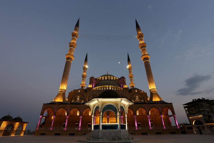 Abdulhamid Han Mosque