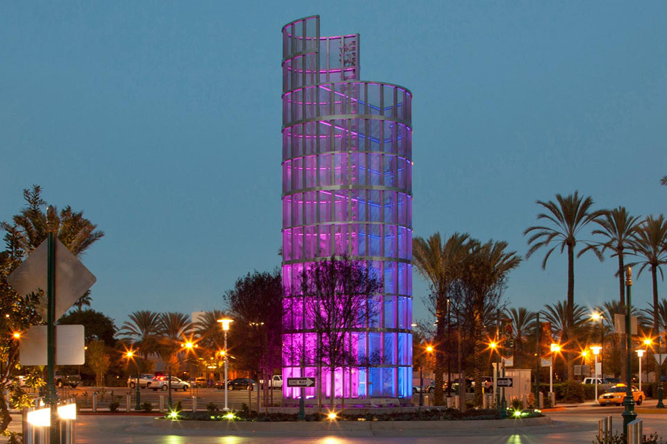Anaheim Convention Center Tower - Anaheim, California