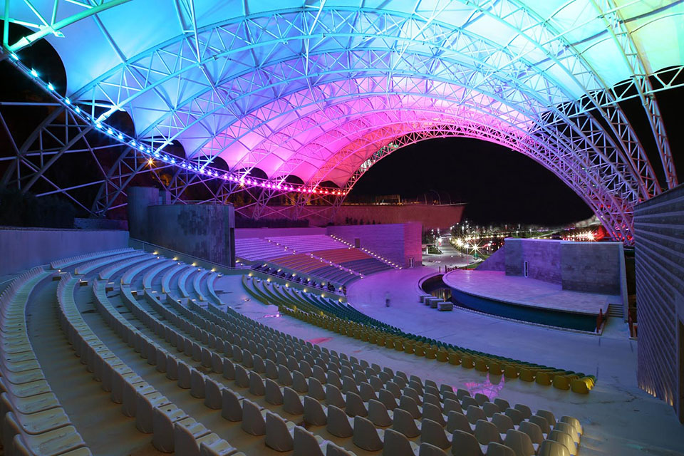 North Ankara Amphitheater
