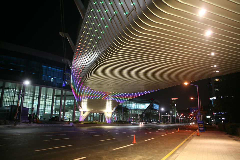 Busan Exhibition and Convention Center (BEXCO)
