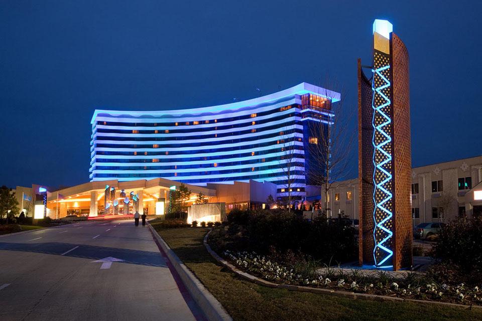 Choctaw Casino Resort Durant  Oklahoma  Usa