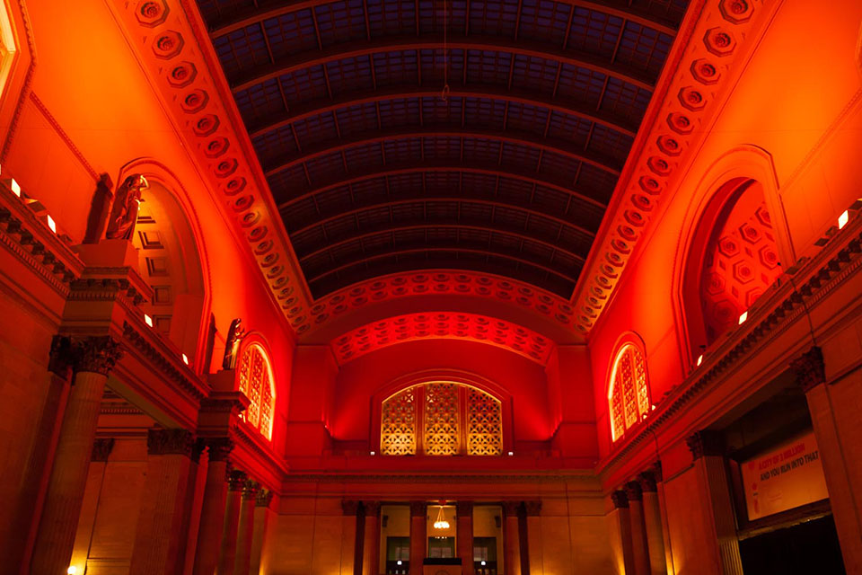 Great Hall, Union Station