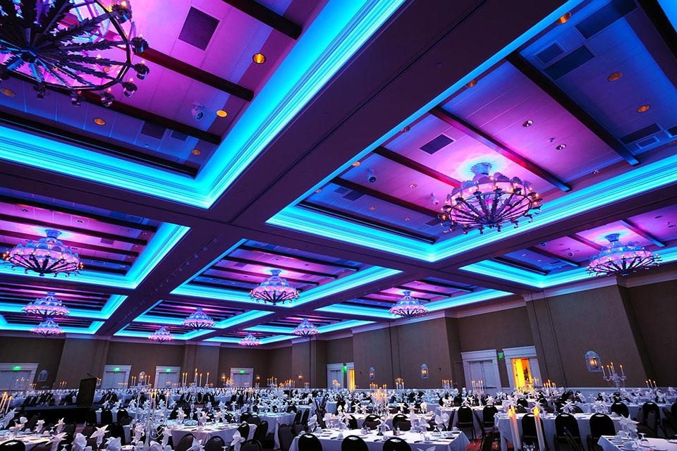 Hotel Albuquerque Ballroom Alburquerque New Mexico Usa