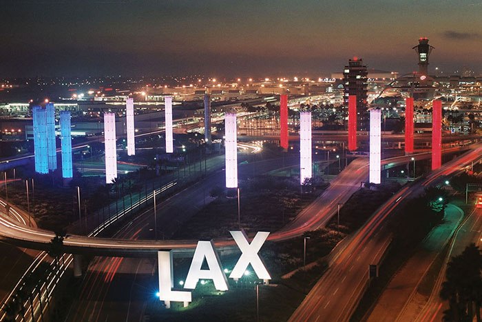 LAX Gateway at Los Angeles International Airport: 2006 - Present
