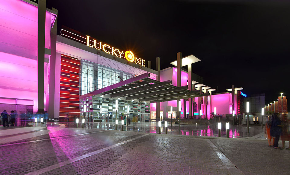 Lucky One Mall Karachi  Pakistan