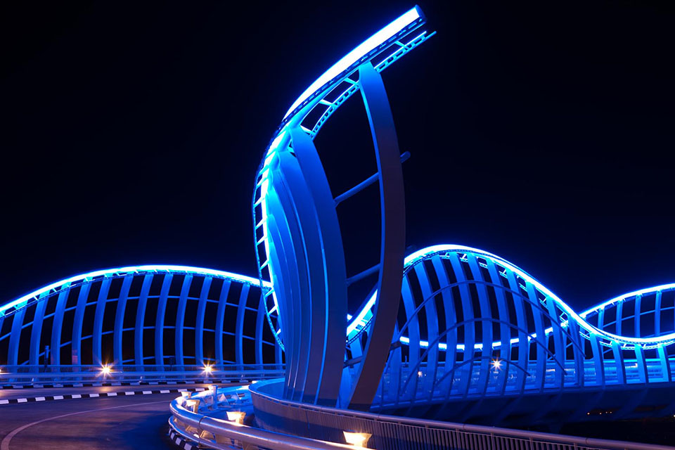 Meydan VIP Bridge and Royal Bridge