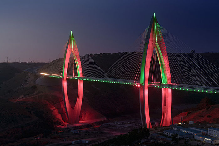 Mohammed VI Bridge