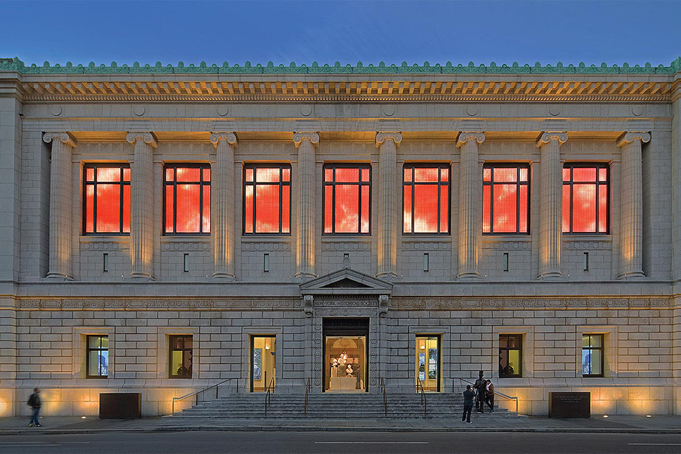 The New York Historical Society Museum
