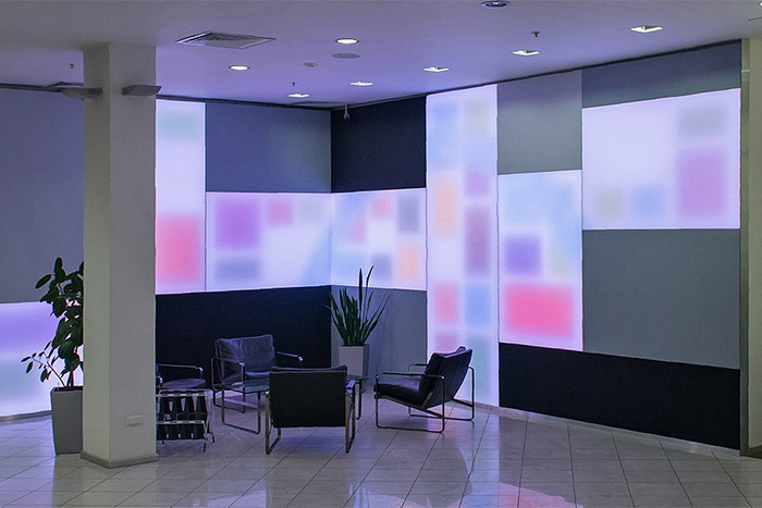 Solo Office Interiors Moscow