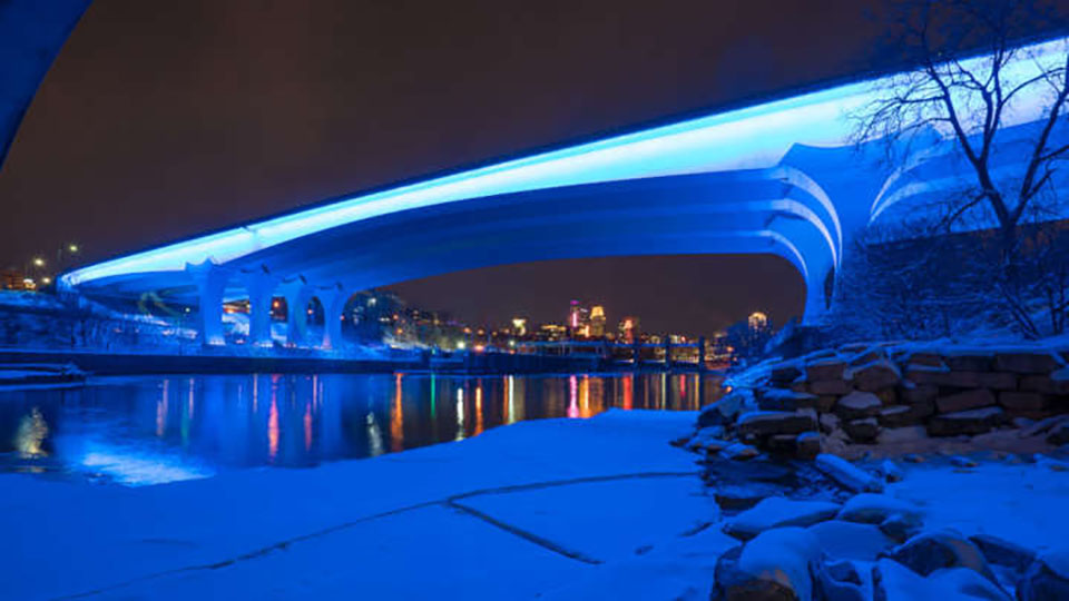 St. Anthony Falls Bridge