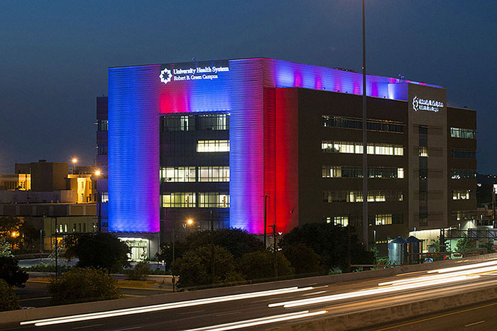 San Antonio Colorline University Health System Clinical Pavillion at Robert B. Green Campus