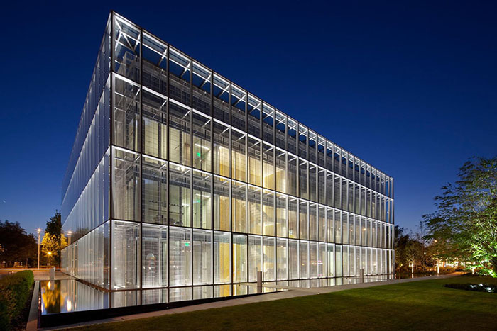 University of Oregon, John E Jaqua Academic Center for Student Athletes