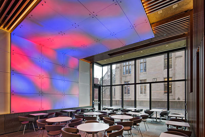 Yale Univesity School of Engineering Ground Café