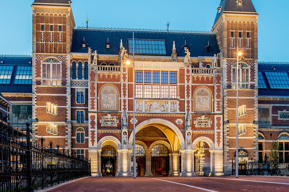 Rijksmuseum Amsterdam, Netherlands | Color Kinetics