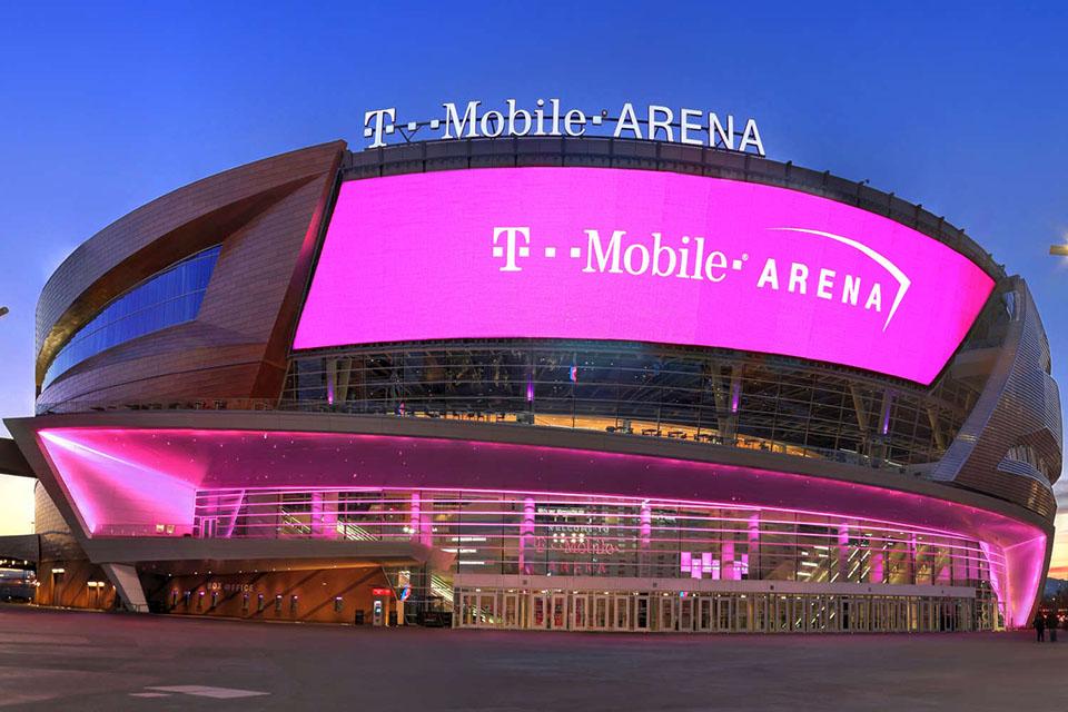 T-Mobile Arena | Color Kinetics