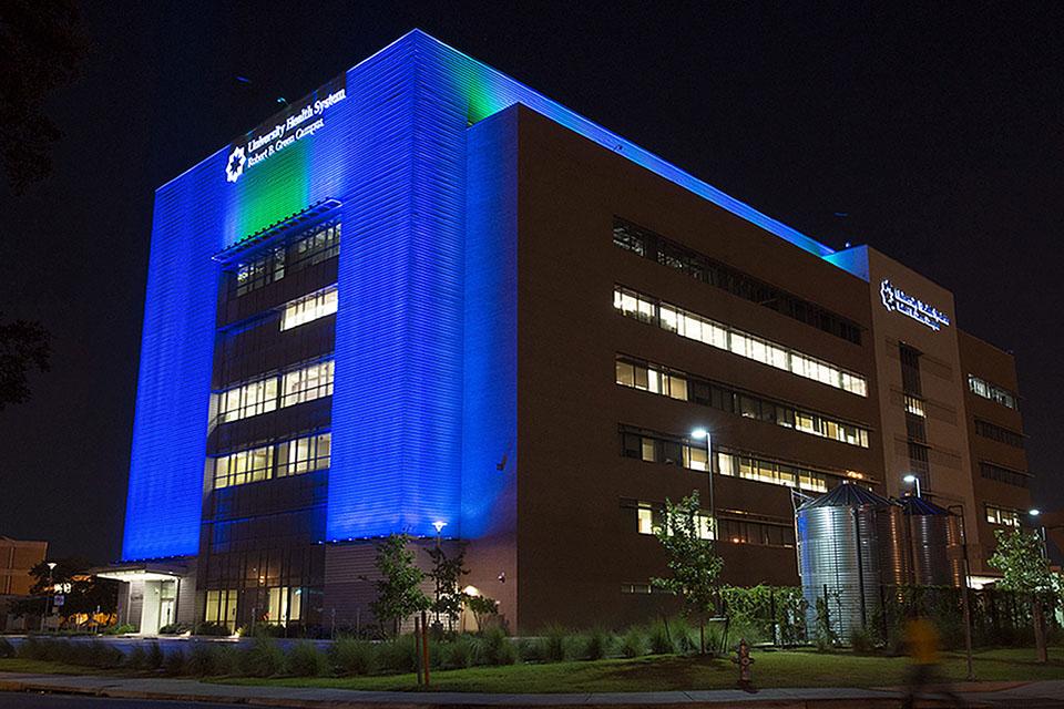 San Antonio Colorline University Health System Clinical